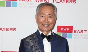 'They cast Tilda because they believe white audiences want to see white faces' … George Takei.
