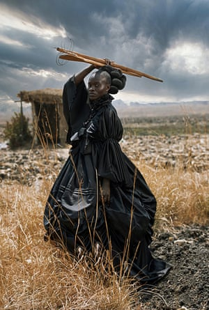 African Victorian: Tamary Kudita, Zimbabwe