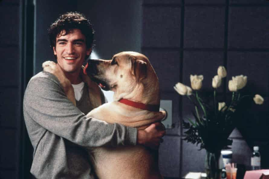 Ben Chaplin in his Hollywood breakthrough, The Truth About Cats & Dogs