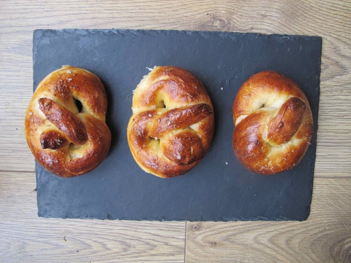 How to bake the perfect pretzels | Food | The Guardian