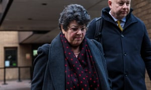 Marion Little was given a nine-month suspended sentence and fined £5,000.