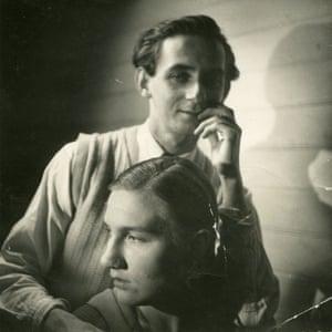 Charles and Barbara Blackman