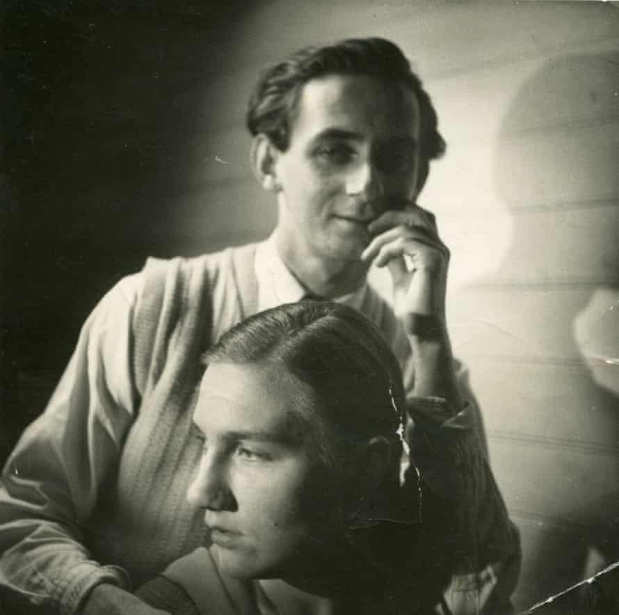 Charles Blackman and Barbara Blackman