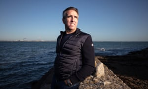 Dr Gary O'Toole pictured at Seapoint, Dublin.