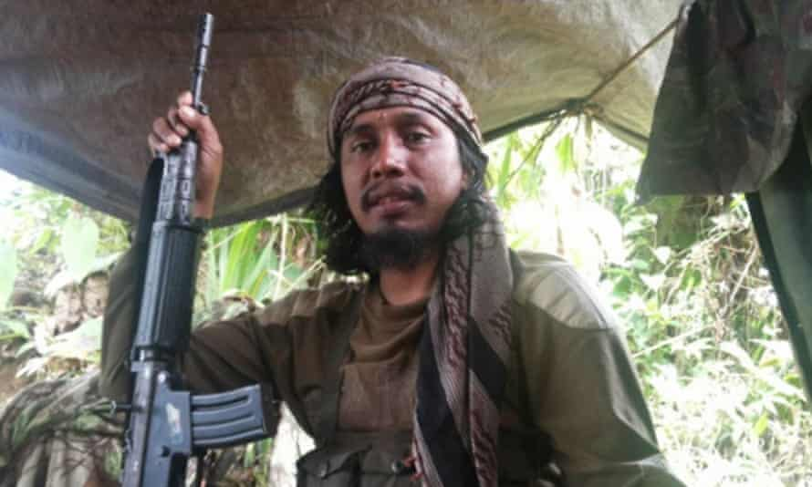 Santoso, Indonesia's most wanted Islamic radical