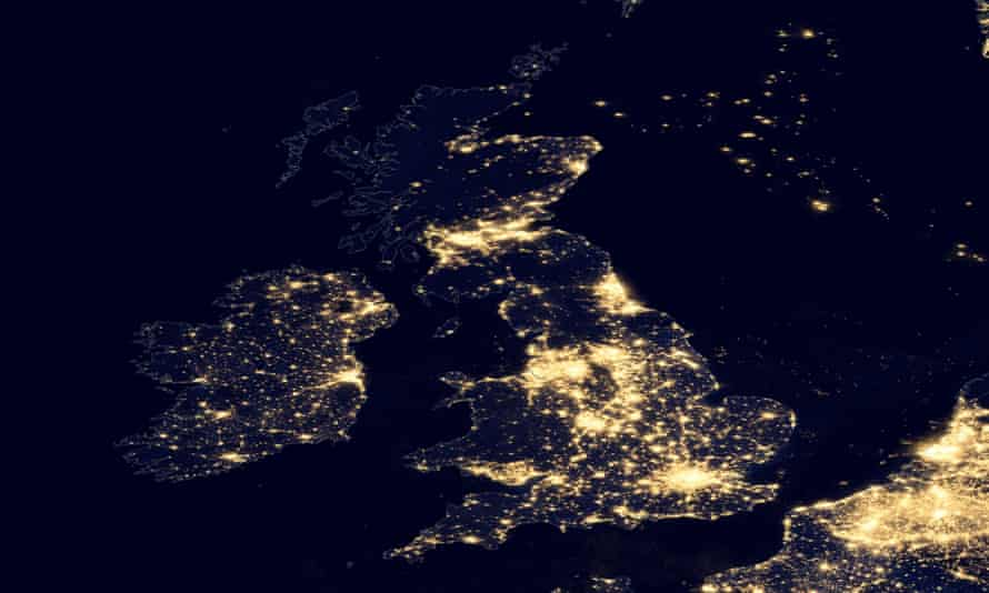 The carbon footprint statistics reveal the UK's wider role in the output of emissions which cause climate change.