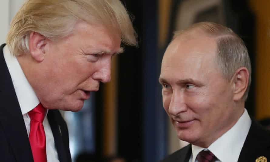 Trump and Putin: firm friends?