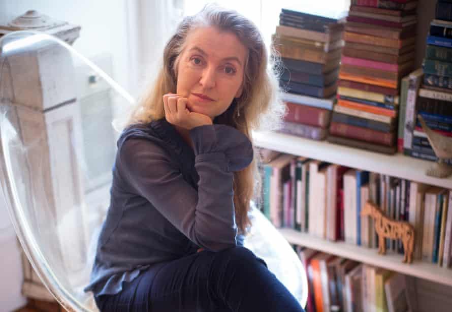 rebecca solnit at her home in san francisco
