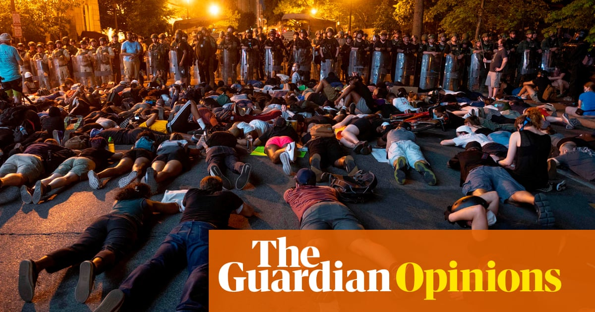 The George Floyd protests – and riots – are a rebellion against an unjust system | Philip McHarris