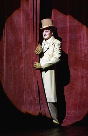 Henry Goodman in Richard III at Stratford upon Avon 2003