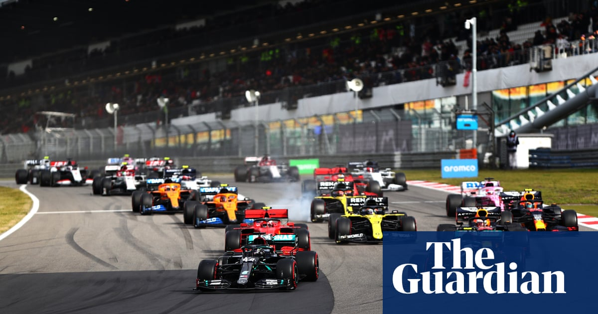 F1 aims for full programme of racing in 2021 despite pandemic uncertainty