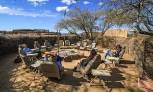 Tankwa Tented Camp, near the celebrated Padstal
