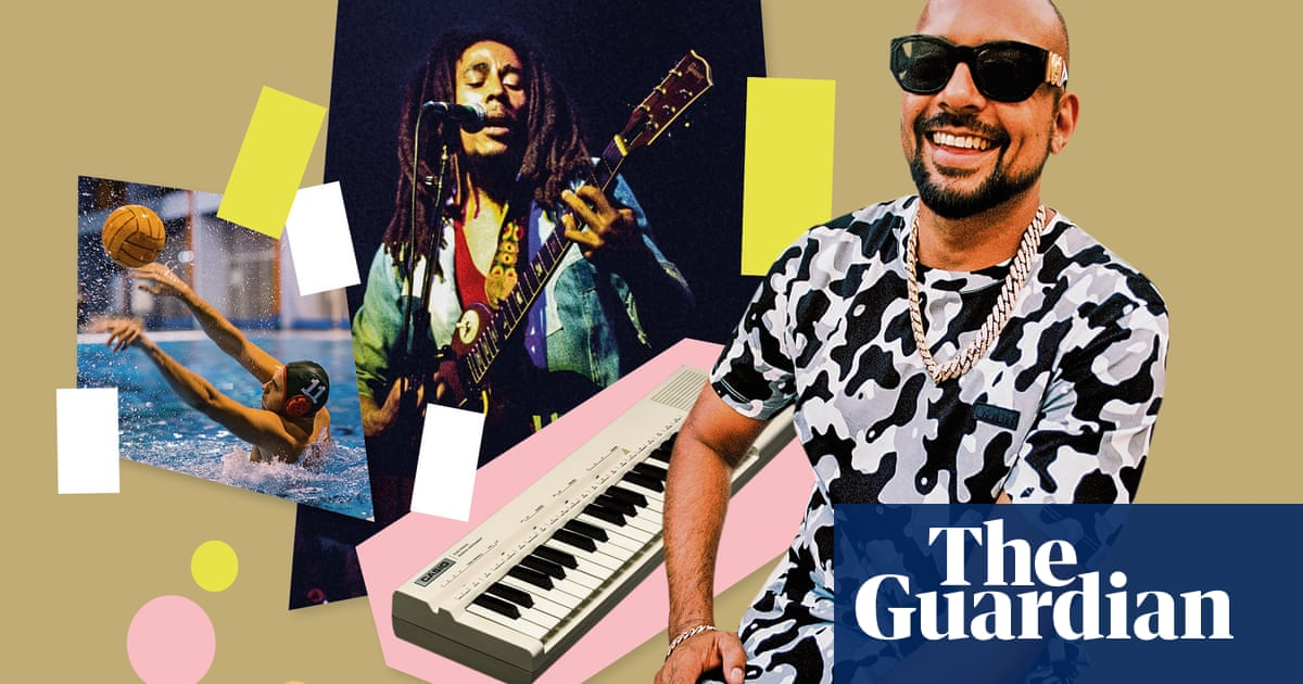 Sean Paul's teenage obsessions: 'My Coventry grandmother cooked me bubble and squeak'