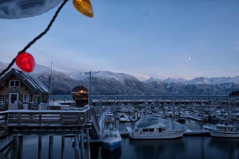 """""""Haines is definitely a divisive little town. But what doesn't get said is a lot of people are very engaged,"""" Kyle Clayton, publisher of the Chilkat Valley News, said."""