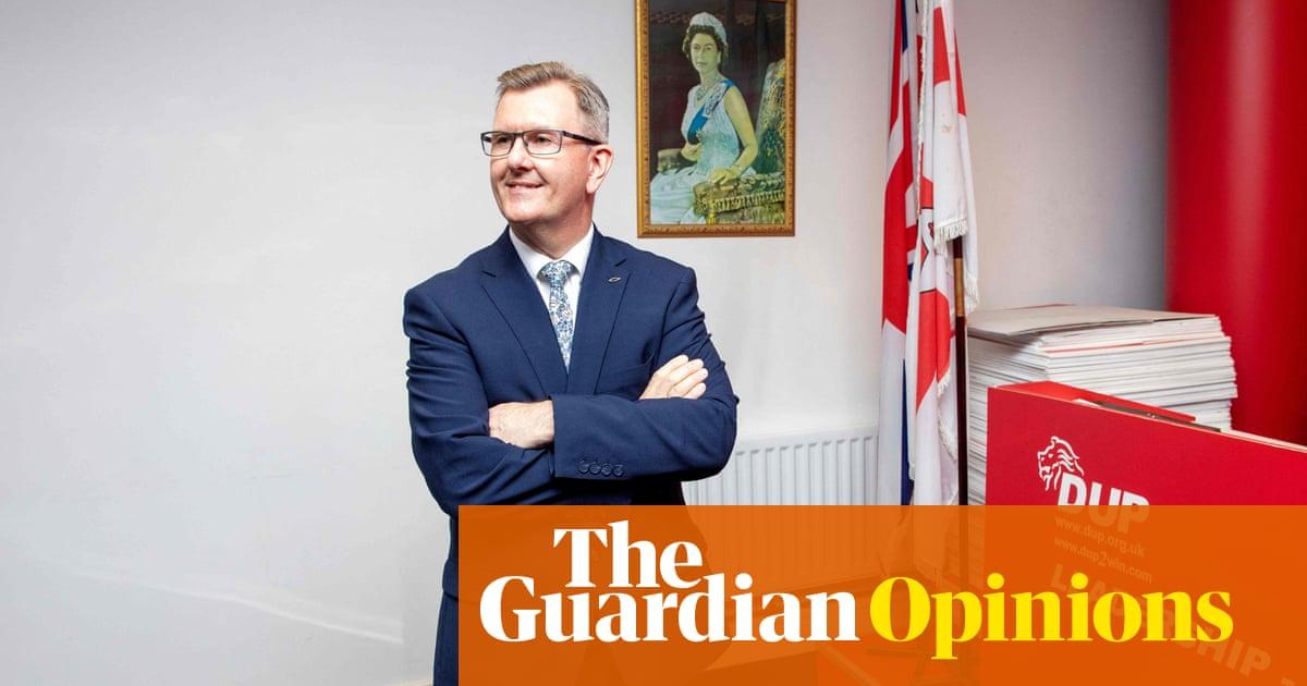 The Guardian view on Northern Ireland: Boris Johnson isn't bothered