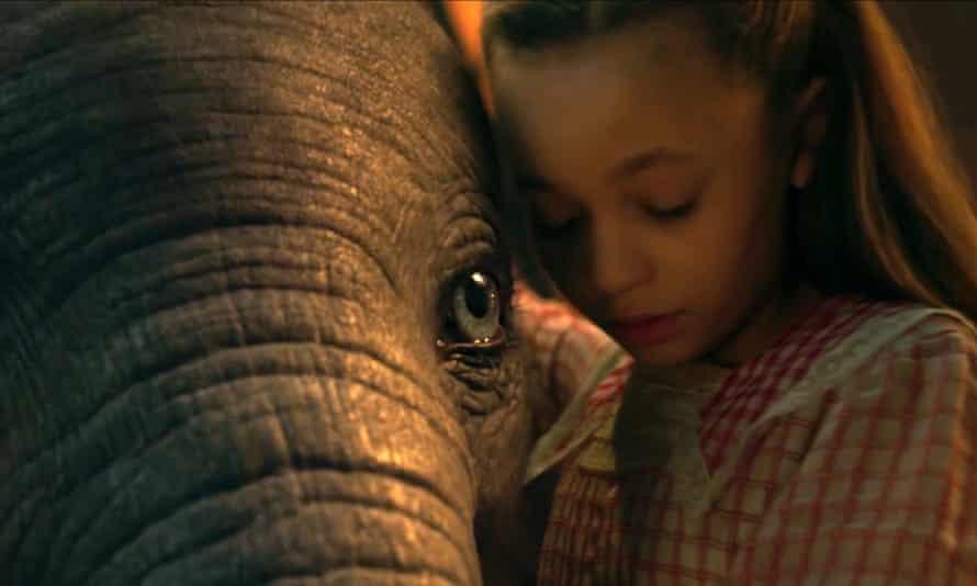 Tim Burton's Dumbo.