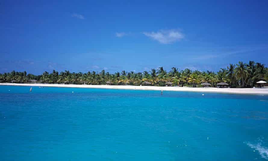 Shoal Bay, Antigua