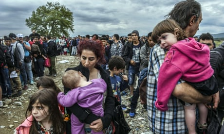 The refugee crisis is a problem of poverty, not just migration