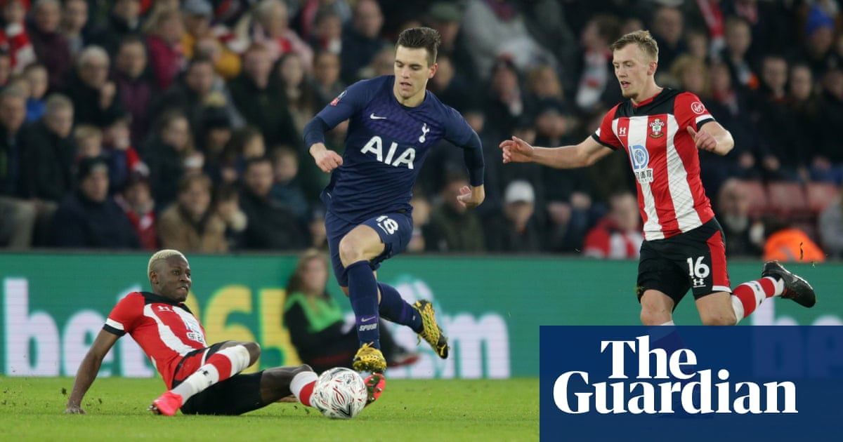 Tottenham's Giovani Lo Celso earns praise for his shining display
