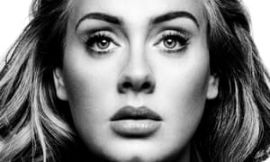 Adele … Bringing on the heartache.