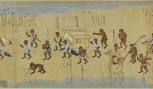The Tale of the Monkeys
