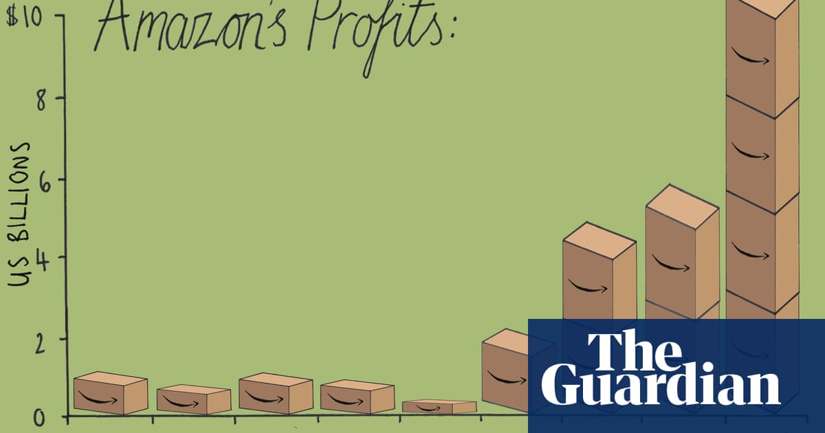 Amazon paid no federal tax for 2018 – but how much profit did it earn?