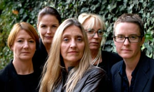 Louise Shorter (centre) and her team investigate the Glyn Razzell case