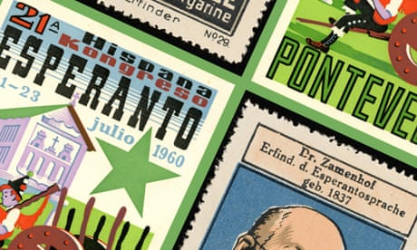 'Saluton!': the surprise return of Esperanto