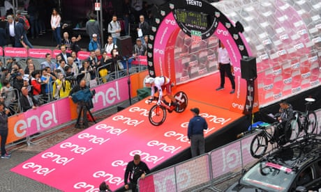 Giro d'Italia 2018: stage 16 time trial – live!