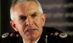 Sir Peter Fahy, former chief constable of Greater Manchester police