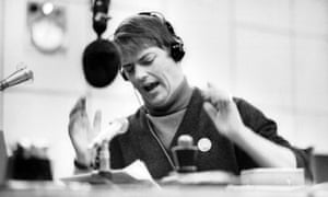Pete Brady was already a presenter on the BBC Light Programme - which was replaced by a combination of Radio 1 and Radio 2, the two stations sharing airtime. He had a regular six-days-a-week slot on the new station. Like many of the new DJs, he had started out in pirate radio. GNM Archive ref: OBS/6/9/2/1/R