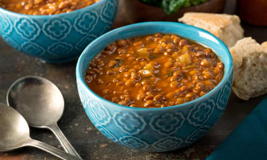 lentil and apricot soup