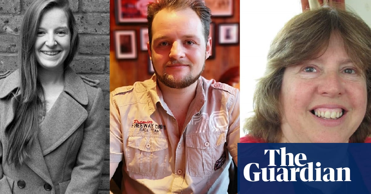Hampshire crash: families pay tribute to three people killed