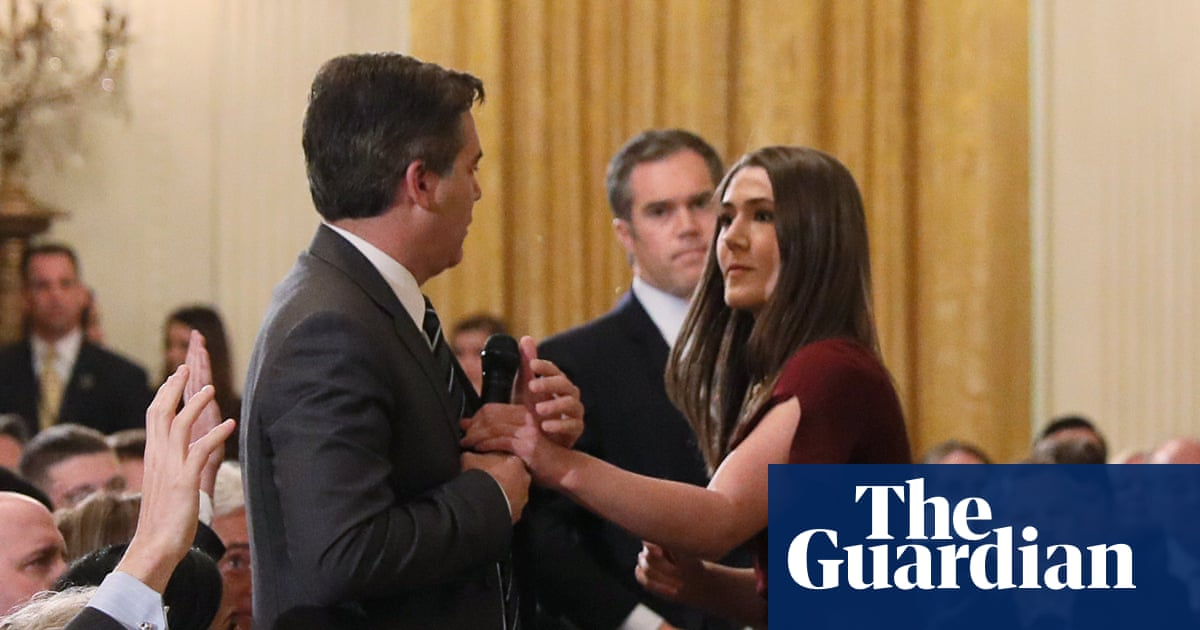 White House Defends Doctored Trump Acosta Clip Used To Justify