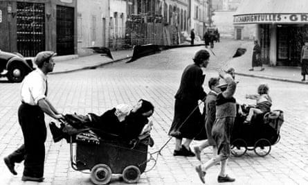 Paris, June 1940.