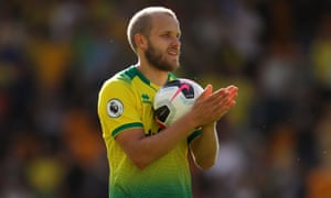 Teemu Pukki scored a hat-trick against Newcastle to take his tally to four in two Premier League games.