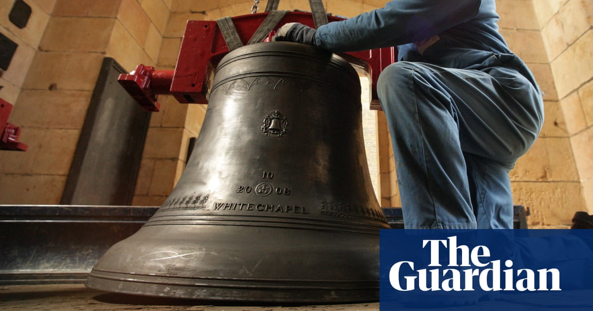 The bells v the boutique hotel: the battle to save Britain's oldest factory
