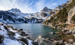 Aigüestortes national park, Boi, Pyrenees, Spain
