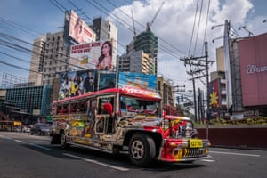 Farewell To Jeepneys Philippine Transport Changes Gear In