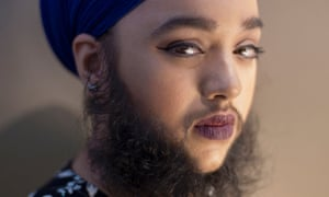 'Tell people to be kind to themselves': Harnaam Kaur, activist and influencer.