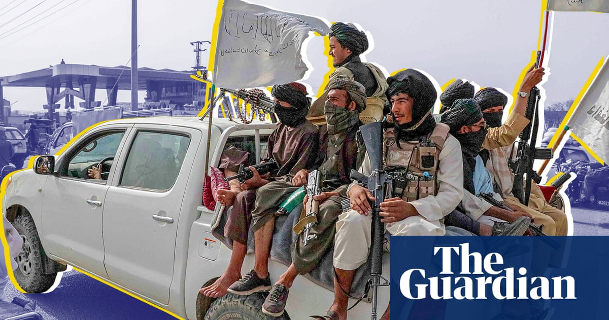 What could Taliban rule mean for Afghanistan? – video explainer