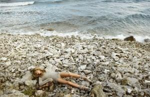 A shot by Inez & Vinoodh for Vogue Paris, 2011.