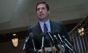 Representative Devin Nunes of California is the chairman of the House intelligence committee, which is investigating Russian interference in the 2016 election, but the inquiry has devolved into a partisan fight.