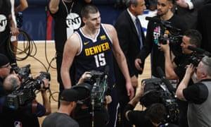 All eyes will be on Nikola Jokic in Denver's series against Portland