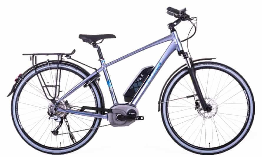Raleigh Captus e-bike