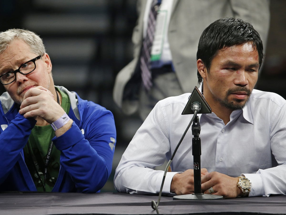Manny Pacquiao's removal of trainer just another ride on the carousel | Manny  Pacquiao | The Guardian