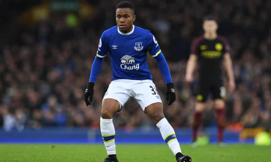 Ademola Lookman was one of two new additions made to Everton's squad during the recent transfer window
