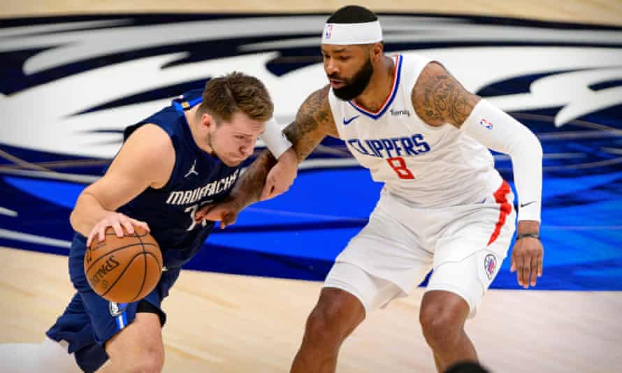 Luka Doncic has pushed the Clippers hard so far