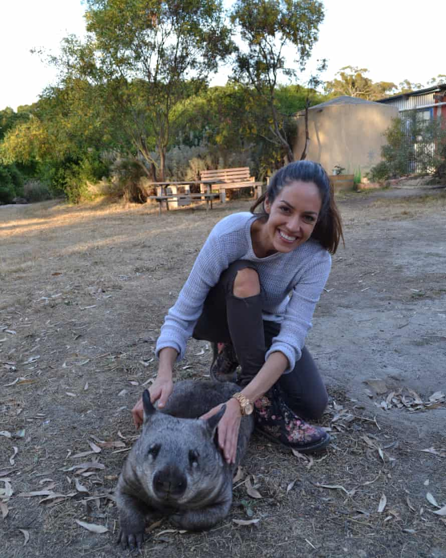 Kyriacou is determined to change the perception of wildlife conservation