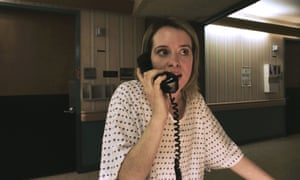 Keeping things watchable … Claire Foy in Unsane.